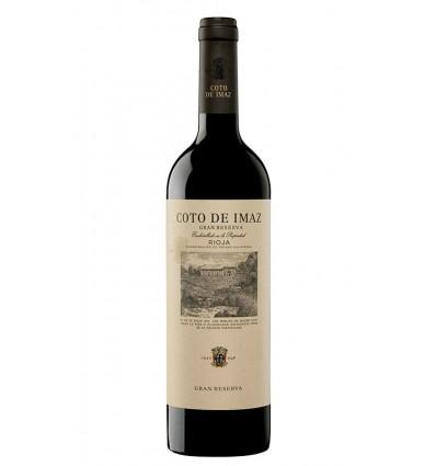 Vino Rioja Coto Imaz Tinto Reserva. 70 Cl
