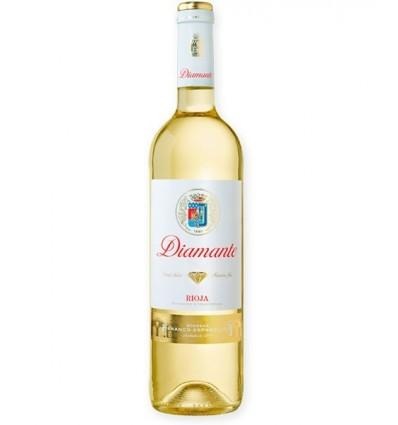 Vin Rioja Diamante Blanc 70 Cl