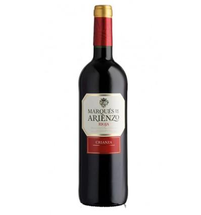 Wein Rioja Marques Arienzo Crianza Rot75 Cl