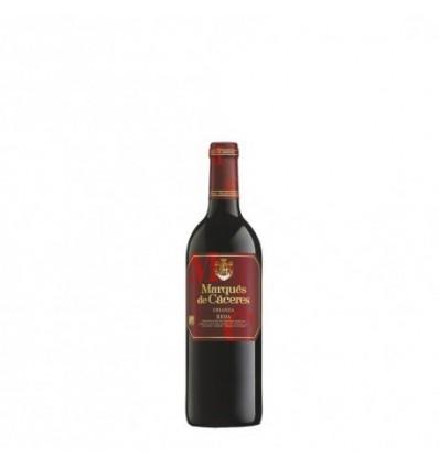 Wine Rioja Marques Caceres Crianza 37 Cl