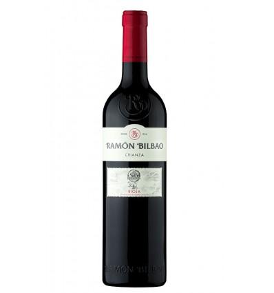 Vino Rioja Ramon Bilbao Crianza 70 Cl
