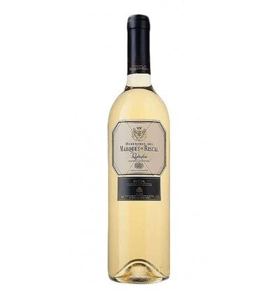 Wein Rueda Marques Riscal weiß 75 Cl