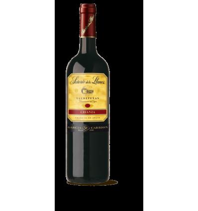 Wein Valdepeñas Señorio De Los Llanos Crianza 75 Cl