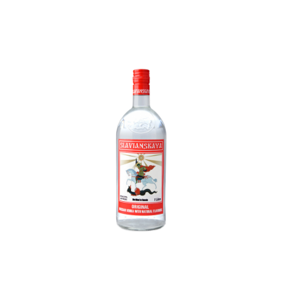 Vodka Slavianskaya 70 Ml
