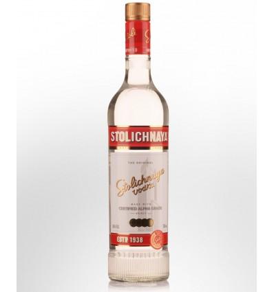 Wodka Stolichnaya 70 Cl
