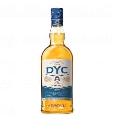 Whisky Dyc 8 years old 70 CL