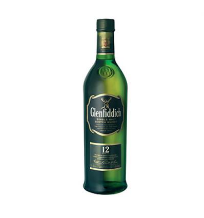 Whisky Glenfiddich Malta 12 years old