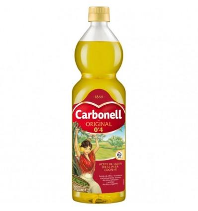 Olive oil Carbonell 0.4º 1 L