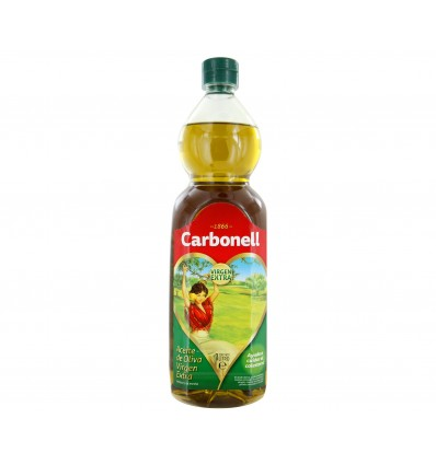 Aceite Oliva Carbonell Virgen Extra 1 L