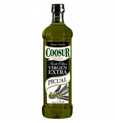Aceite Coosur Virgen Extra Picual 1 L