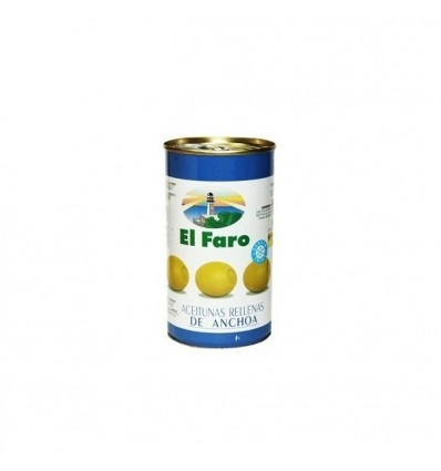 Aceitunas Faro Rellenas 200 Grs
