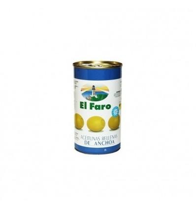 Aceitunas Faro Rellenas 250 Grs