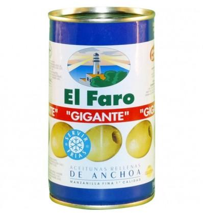 Olive Faro ripiene 350Grs Gigantes