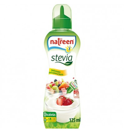 Natren Stevia Liquido 125 Ml