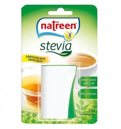 Natren Stevia Comprimidos 120 Unidades