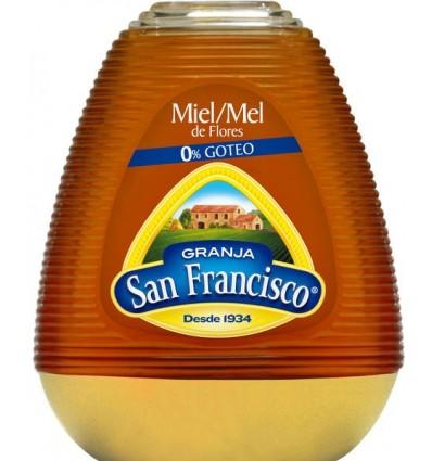 Honey Granja San Francisco Panal 425 Grs