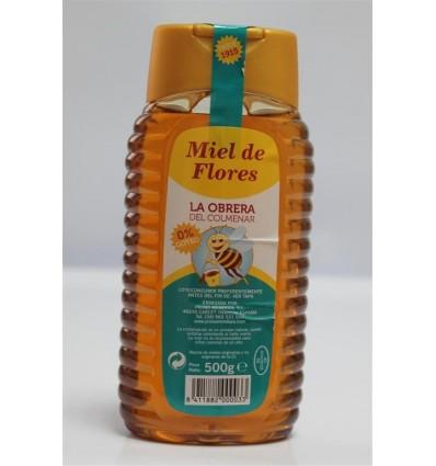 Miel La Obrera Antigoteo 500 Grs