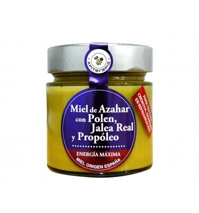 Honey La Obrera Polen-jalea Y Propoleo