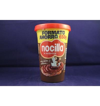 Crema Cacao Nocilla 1 Sabor 650 Grs