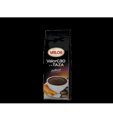 Cacao Poudre Valor Noir Intense 400 Grs