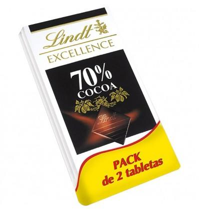 Schokolade Lindt Excellence Kakao 70% 100gr