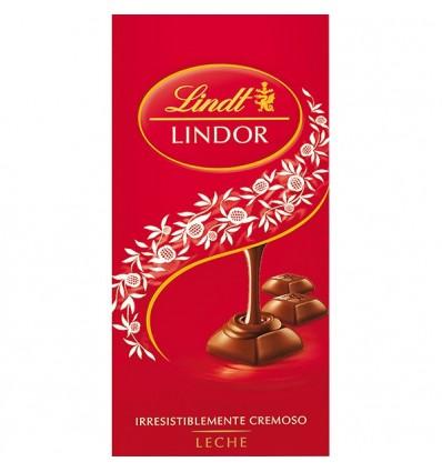 Chocolat Lindt Lindor Lait 100 Grs