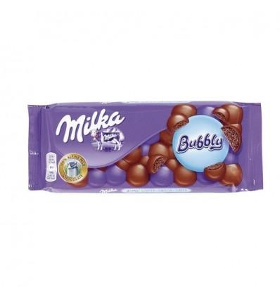 Chocolat Milka Bubly Chocolat 90 Grs