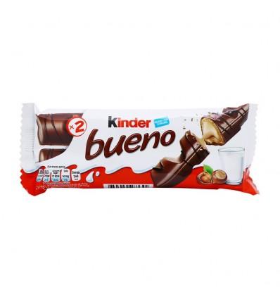 Chocolate Kinder Bueno White 1 Unidades
