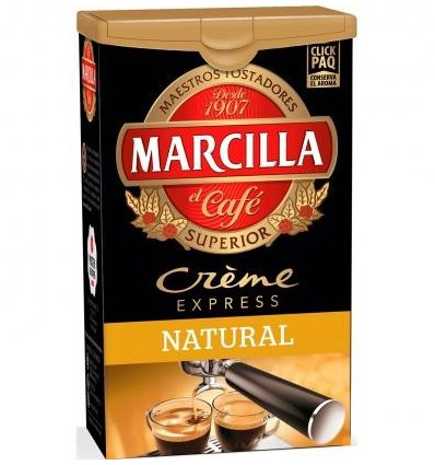 Coffee Marcilla Creme Expres Natural 250 G