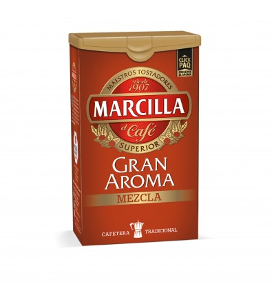 Cafe Marcilla Moulu Extra Fort 250 Gr