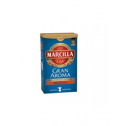 Coffee Marcilla Ground decaffeinated Mix 200gr