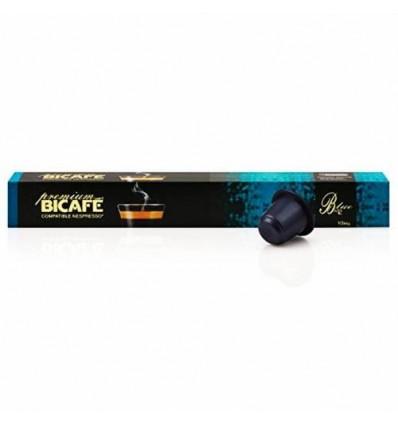 Cafe Bicafe 12 Capsulas Compatible Nespresso Blue
