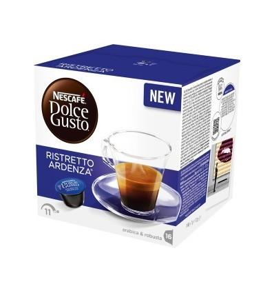 Coffee Dolce-gusto Ristretto Ardenza 16 Capsules