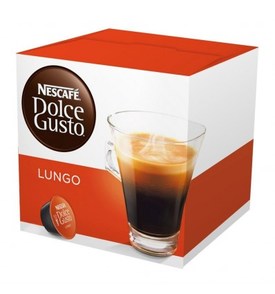 Coffee Dolce-gusto Lungo 16 Capsules