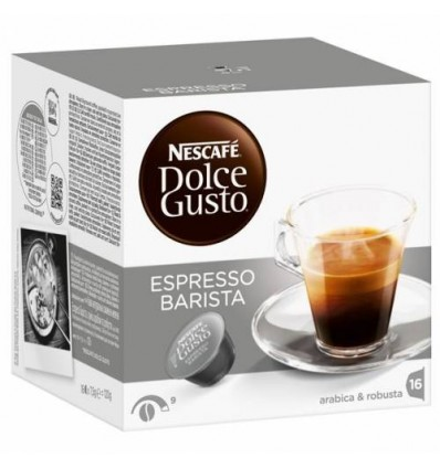 Coffee Dolce-gusto Barista 16 Capsules