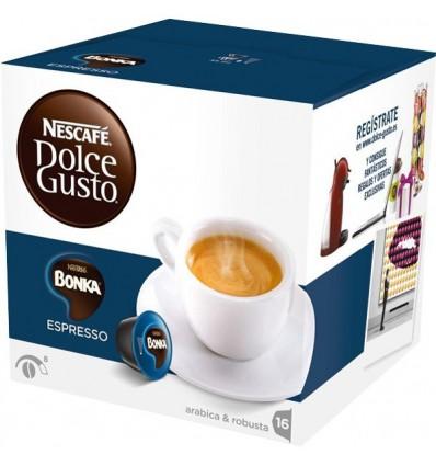 Cafe Dolce-gusto Bonka 16 Capsulas