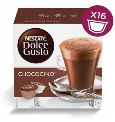 Cafe Dolce-gusto Expreso Chocolate 16 Capsulas