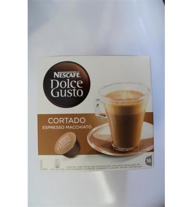Cafe Dolce-gusto Expreso Cortado 16 Capsulas