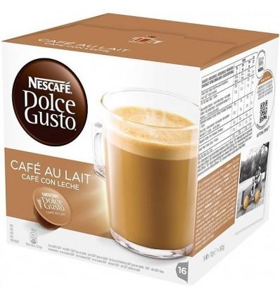 Cafe Dolce-gusto Expreso Cafe Con Leche 16 Capsulas