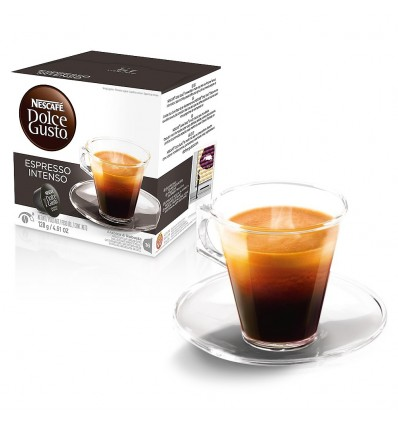 Cafe Dolce-gusto Expreso Intenso 16 Capsulas