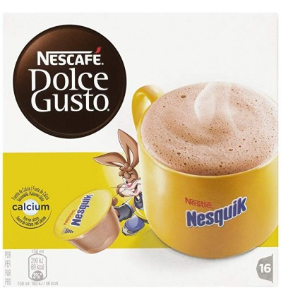 Cafe Dolce-gusto Expreso Nesquik 16 Capsulas