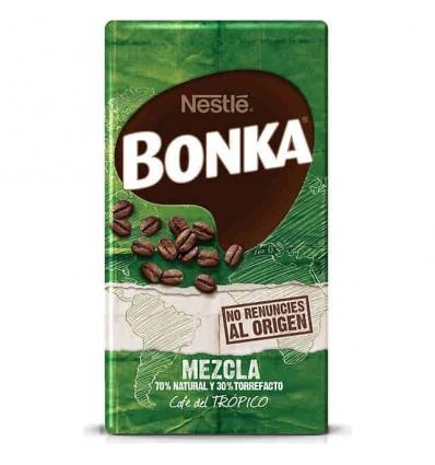 Cafe Bonka Mezcla 70-30 Molido 250 Grs