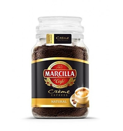 Löslicher Kaffee Marcilla Creme Natürlich 200 Grs