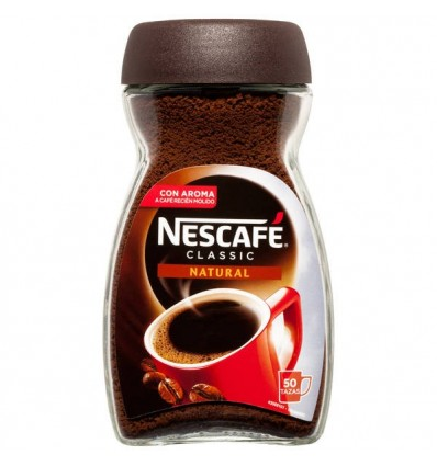 Cafe Soluble Nescafe Natural 50 Grs