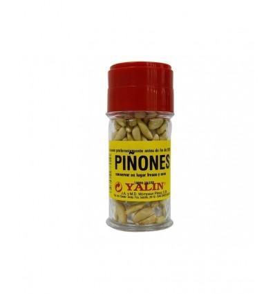 Especias Yalin Piñones Sobrecitos