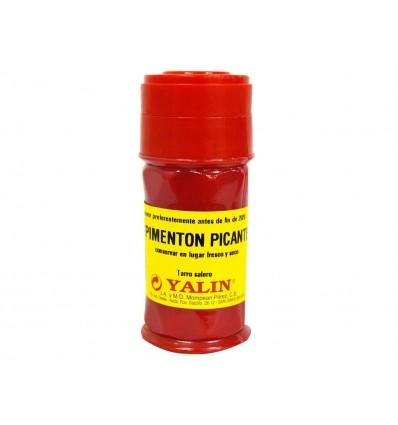 Especias Yalin Pimenton Picante 35Gr