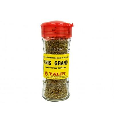 Especias Yalin Anis Grano Tarro