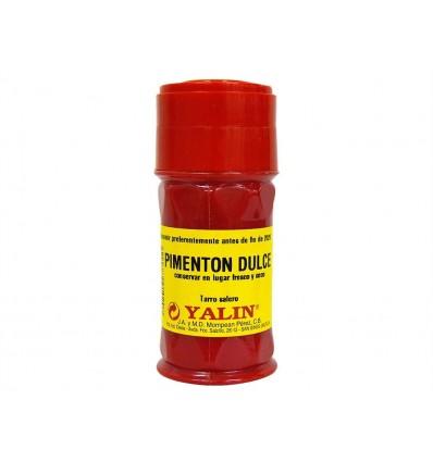Especias Yalin Pimenton Dulce Salero 35 Gr