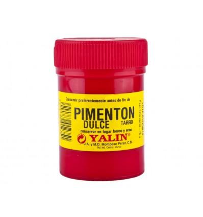 Especias Yalin Pimenton Dulce 75 Grs
