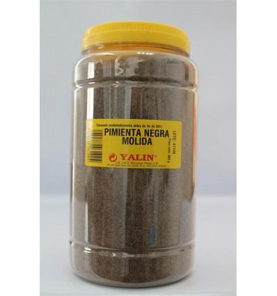 Especias Yalin Pimienta Negra 1kg